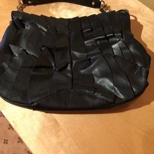 Ann Taylor Ruffled Bag